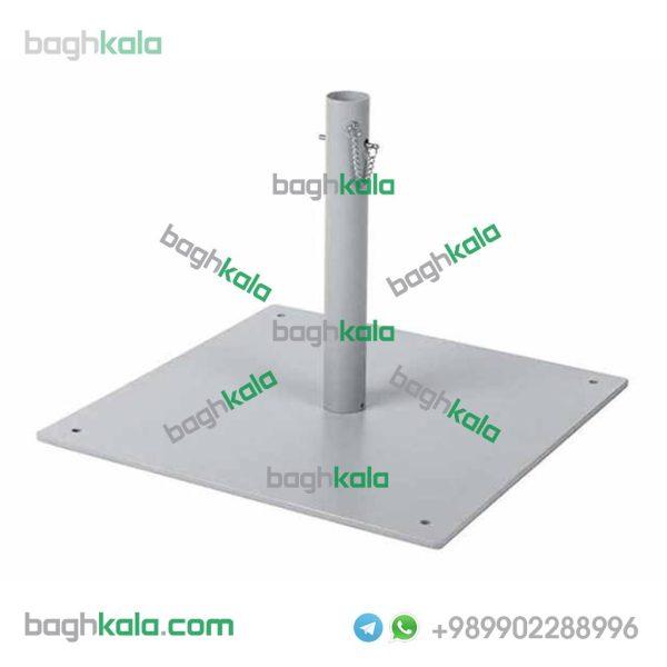 پایه سایبان آهنی یا همان پایه چتر آهنی