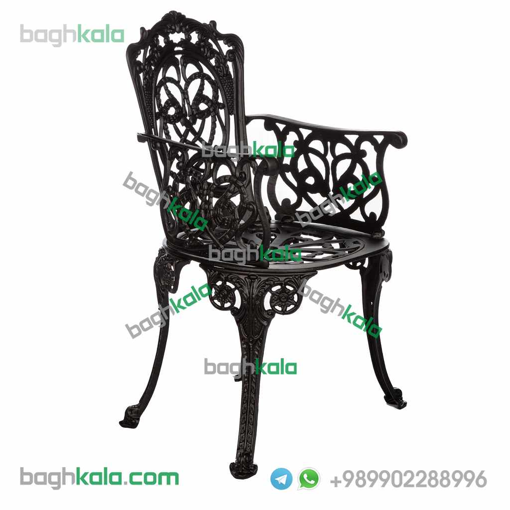 صندلی آلومینیوم