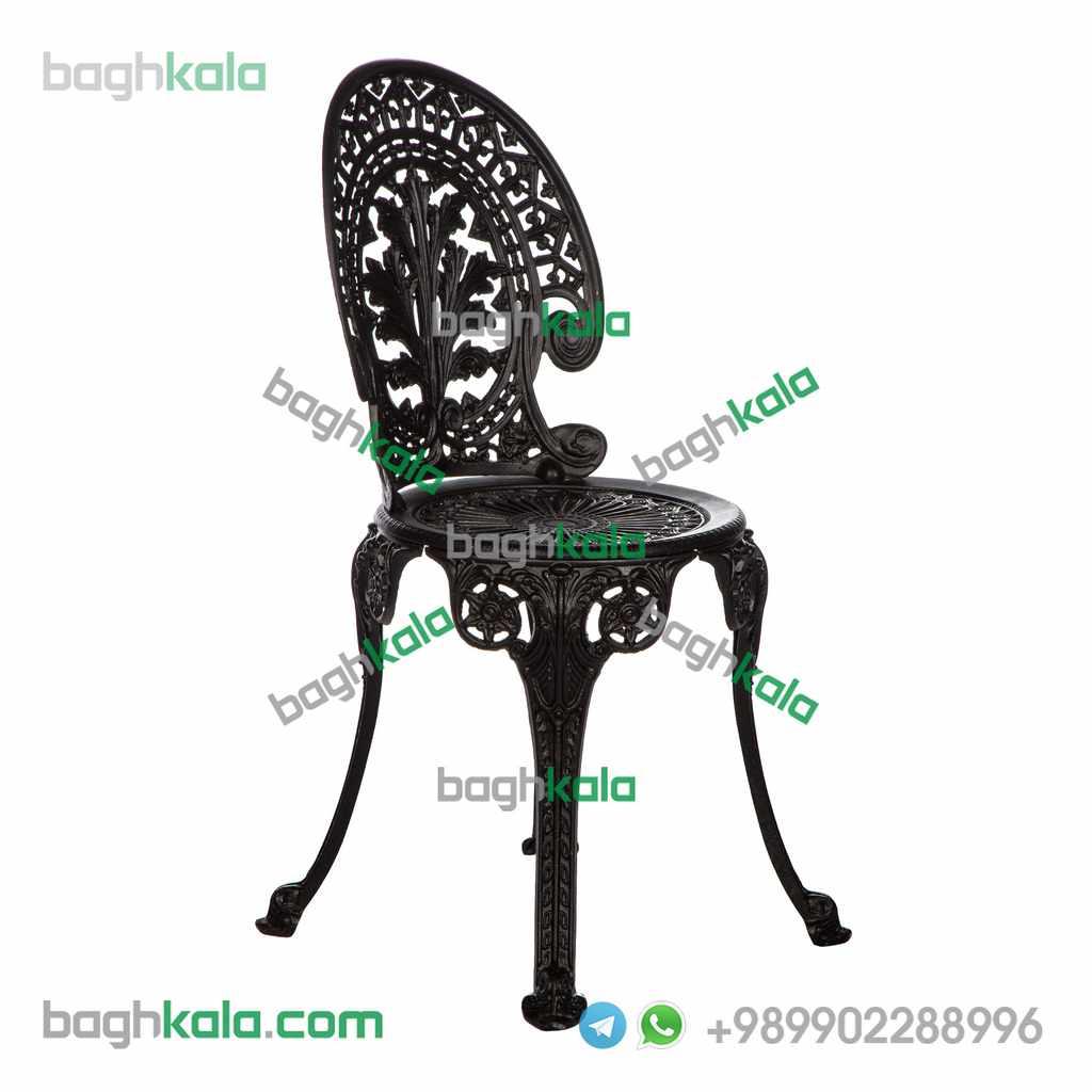 صندلی آلومینیومی