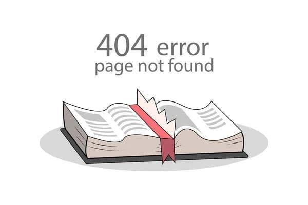 باغ کالا ارور 404