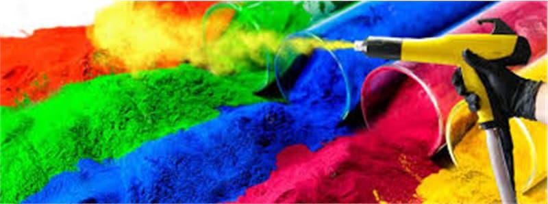 رنگ کاری الکترواستاتیک